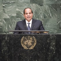 Image of Abdel Fattah al-Sisi (Source: https://www.flickr.com/photos/un_photo/21090671283/in/photolist-gkQtKH-oRBMpz-p96XSp-zYdWLU-AjQck8-zQwgam-zc8eXG-AVjbGk-AKKsvp-zQ3uAV-y8HcMv-AL8voS-AanBD6-AHq4RC-yZp4fm-Aux2bA-A9jzcn-AHidws-AMnptG-ALCL6Z-APEe7r-AHqWv3-ANq7Xx-zQuUgD-yWUjxf-t5QRNv-LmBAVu)