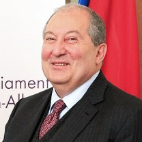 Image of Armen Sarkissian