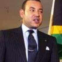 Image of King Mohammed VI