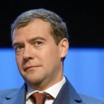 Image of Dmitry Medvedev