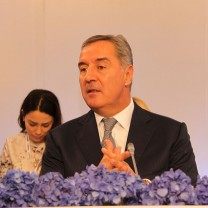 Image of Milo Djukanovic