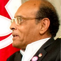 Image of Moncef Marzouki
