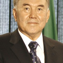 Image of Nursultan Nazarbayev