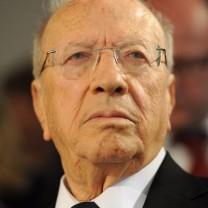 Image of Beji Caid Essebsi