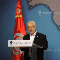 Image of Rached Ghannouchi