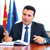 Image of Zoran Zaev