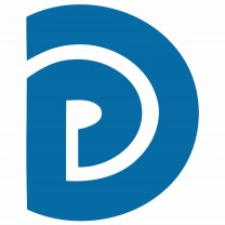 Logo of Democratic Party of Albania