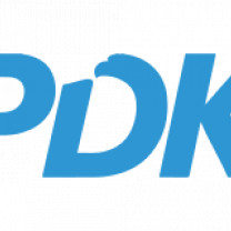 Logo of Democratic Party of Kosovo (Source: https://en.wikipedia.org/wiki/Democratic_Party_of_Kosovo#/media/File:Partia_Demokratike_e_Kosov%C3%ABs.svg)