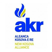 Logo of New Kosovo Alliance