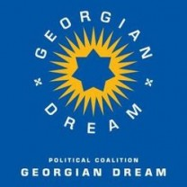 Logo of Georgian Dream