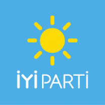Logo of İyi Party (Good Party)