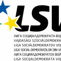 Logo of League of Social Democrats in Vojvodina
