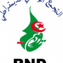 Logo of National Rally for Democracy