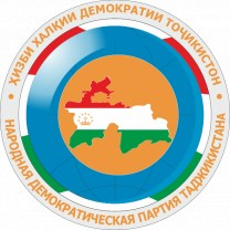 Logo of People's Democratic Party of Tajikistan