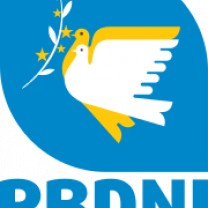 Logo of Unity for Human Rights Party