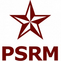 Logo of Party of Socialists of the Republic of Moldova (Source: https://en.wikipedia.org/w/index.php?curid=48841833)