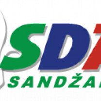 Logo of Party of Democratic Action of Sandžak (Source: https://en.wikipedia.org/wiki/Party_of_Democratic_Action_of_Sandžak#/media/File:Sda-logo.png)