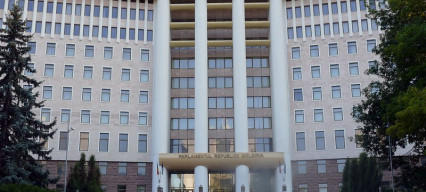 Early parliamentary elections in Moldova