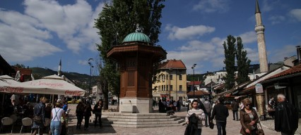 Bosnia and Herzegovina facing economic and political crises