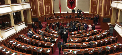 "Has Rama ""shown the face of an autocrat"" by changing Albania's election code?"