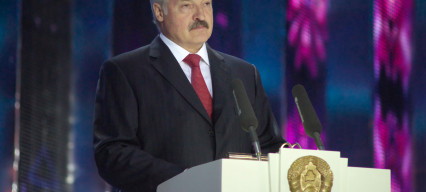 Lukashenka dismisses Belarusian government ahead of presidential vote