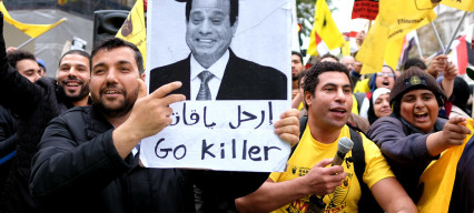 Surprise protests put Sisi regime on edge