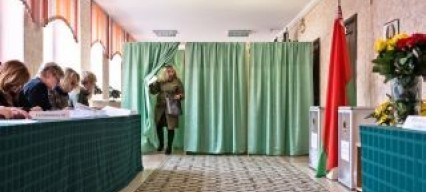 Opposition has a seat in Belarus' Parliament for the first time in twenty years
