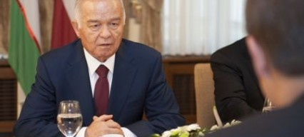 Islom Karimov (77) re-elected as Uzbekistan president with an official 90,4% of the votes