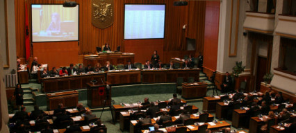 Albanian opposition and ruling party agree on electoral reform date signaling end of political crisis