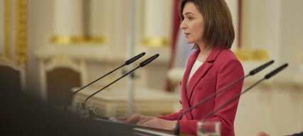 Moldovan President Sandu dissolves parliament and calls early elections for July 11