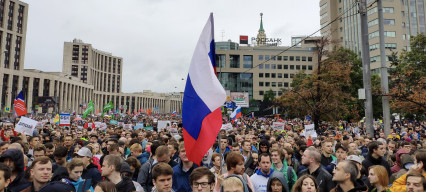 Russian local elections a setback for United Russia amid mass arrests