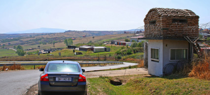 License plate policy triggers border standoff between Kosovo and Serbia