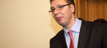Vučić wins Serbian presidential vote in first round