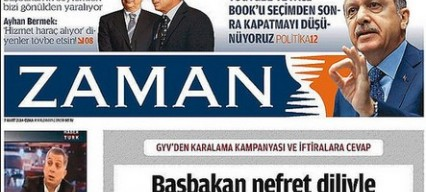 Turkish opposition newspaper follows pro-government line after being seized by authorities