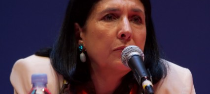 Georgia elects Salome Zurabishvili as the president