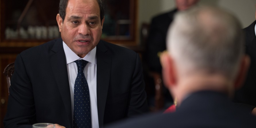 Proposed constitutional amendments give President Sisi live-long power