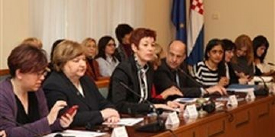 Conference CEE Network for Gender Issues in Croatian Parliamant