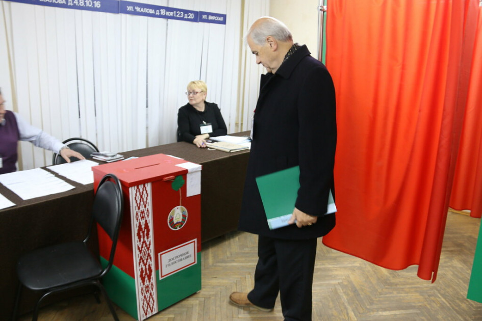 Belarusian opposition fail to win a single seat in parliamentary elections