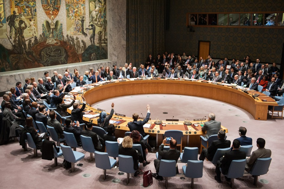 Abbas' address to the United Nations Security Council: twenty-five years of diplomacy under pressure