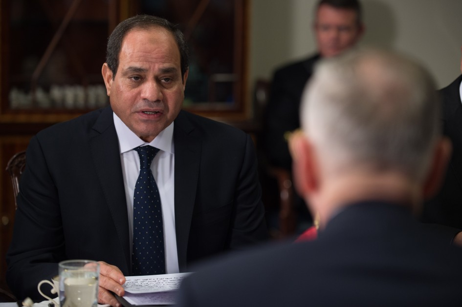 Proposed constitutional amendments give President Sisi life-long power