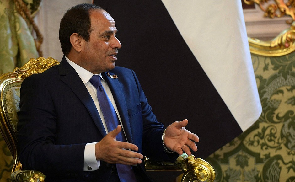 Sisi secures 97% of the votes in sham Egyptian election
