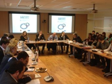 Book presentation: EU Enlargement Anno 2012; A Progressive Engagement
