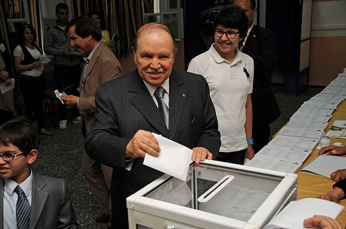 Elections take place in Algeria amid low turnout