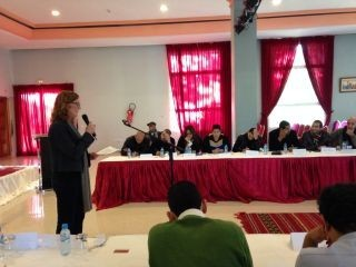 Third Future Leaders seminar in Morocco