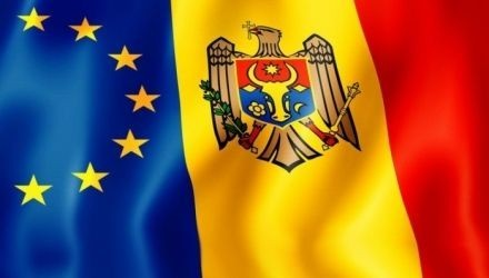 "The newest EU-""associates"": Moldova, Georgia and Ukraine."