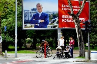 Montenegro chose NATO in the recent parliamentary elections