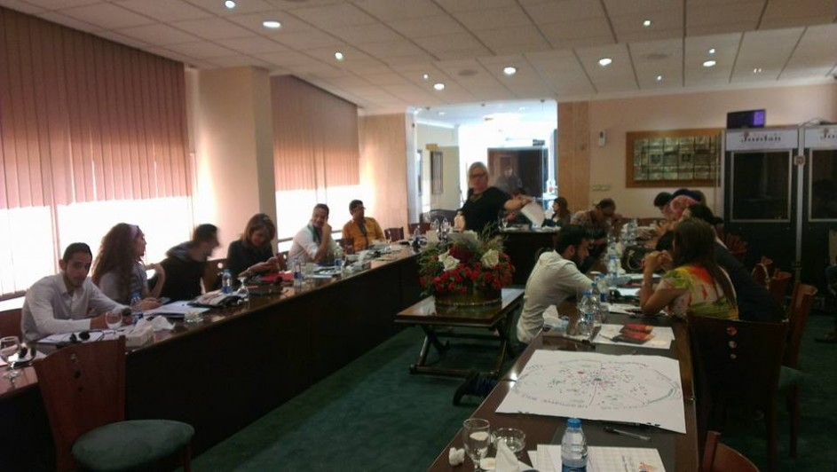 Future Leaders training 2015 in Amman