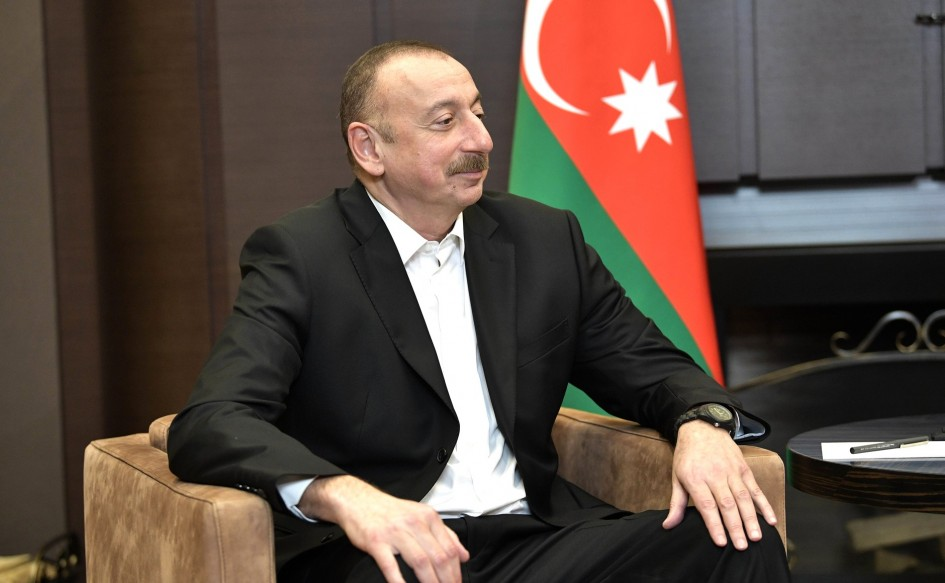 Azerbaijan's Aliyev prolongs his rule until 2025