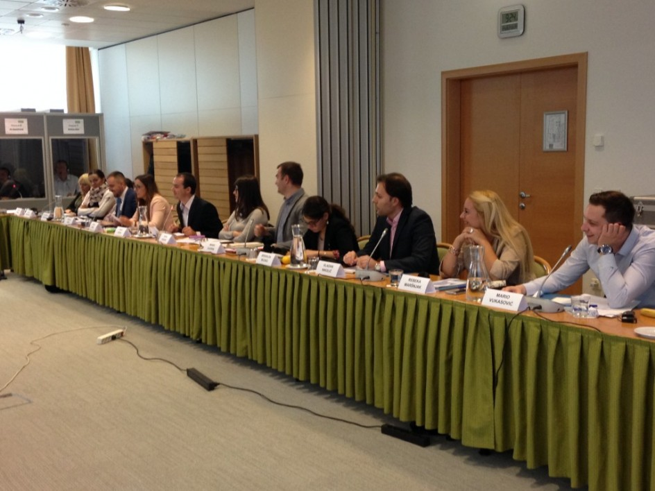 Course for Promising Politicians in Ljubljana: the EU inside out