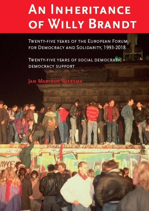 Twenty-five years of the European Forum for Democracy and Solidarity